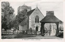 ST. MARGARET'S CHURCH, CHIPSTEAD