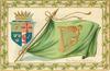 THE FLAG OF OLD ERIN!   flag & crest