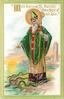 HAIL,GLORIOUS ST. PATRICK! DEAR SAINT OF OUR ISLE'   St.Patrick's evicts the snakes