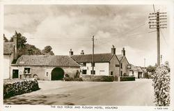 THE OLD FORGE AND PLOUGH HOTEL