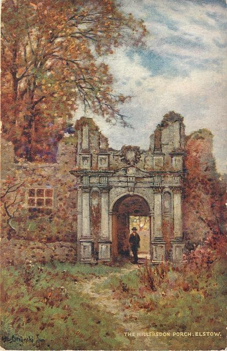 THE HILLERSDON PORCH, ELSTOW