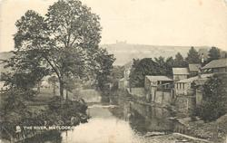 THE RIVER, MATLOCK-BATH