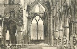 TINTERN ABBEY, THE EAST WINDOW