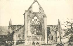TINTERN ABBEY, THE WEST WINDOW