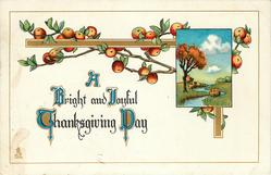 A BRIGHT AND JOYFUL THANKSGIVING DAY