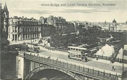 UNION BRIDGE AND UNION TERRACE GARDENS