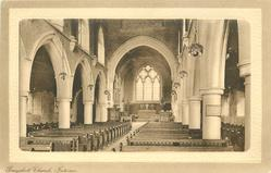 GRAYSHOTT CHURCH, INTERIOR