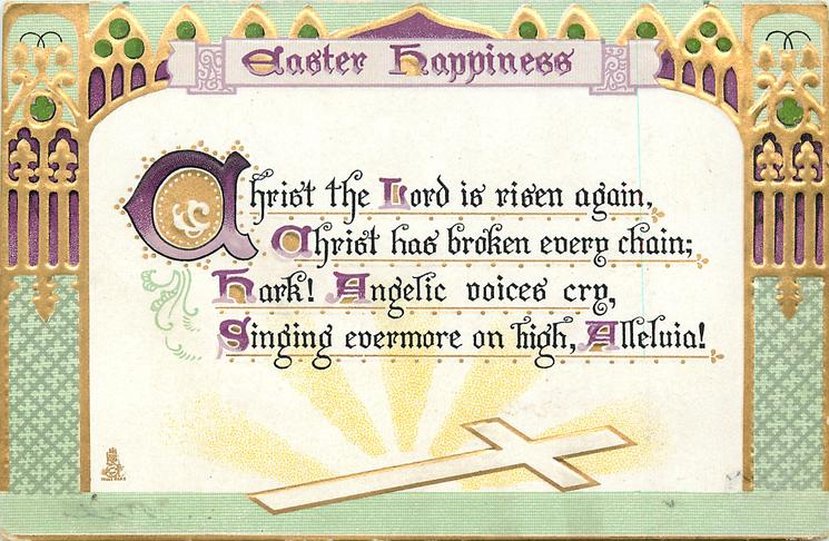 EASTER HAPPINESS