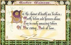 EASTER GLADNESS