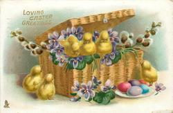 LOVING EASTER GREETINGS