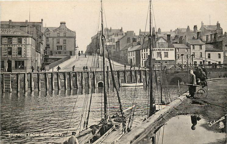 SHIPPING FROM MARYPORT