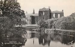 NETHER HALL FROM RIVER