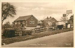 HOLMSLEY TEA ROOMS