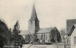 ALTON CHURCH, HANTS