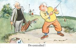 DE-CONTROLLED! Golf