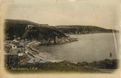PORT SODERIC(now Port Soderick)