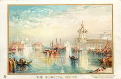THE GIUDECCA, VENICE