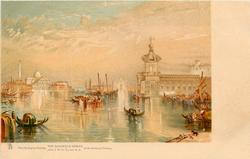 THE GUIDECCA, VENICE error for Giudecca