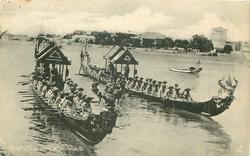 OLD SIAMESE BOATS