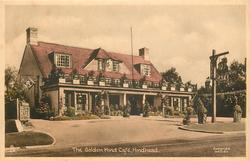 THE GOLDEN HIND CAFE