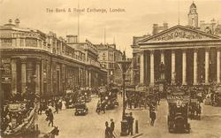 THE BANK & ROYAL EXCHANGE