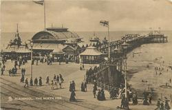 THE NORTH PIER