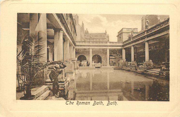 THE ROMAN BATH
