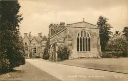 WROXALL ABBEY AND CHURCH