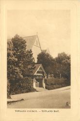 TOTLAND CHURCH