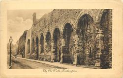 THE OLD WALLS