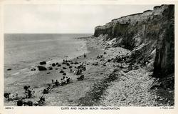 CLIFFS AND NORTH BEACH