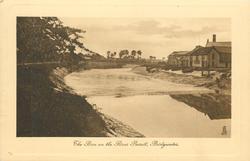 THE BORE ON THE RIVER PARRETT