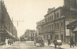 PUBLIC HALL, GEORGE STREET