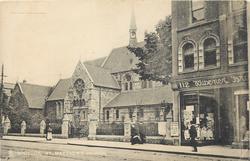 ST. MATTHEW'S CHURCH