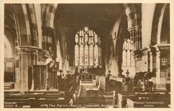 THE PARISH CHURCH (INTERIOR)