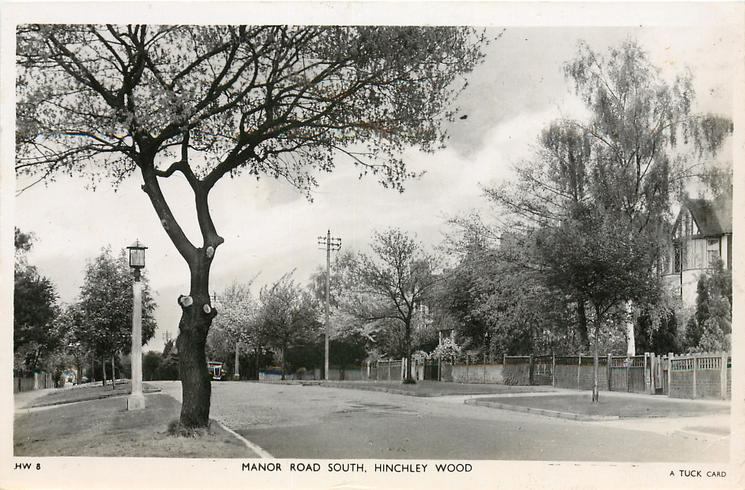 MANOR ROAD SOUTH