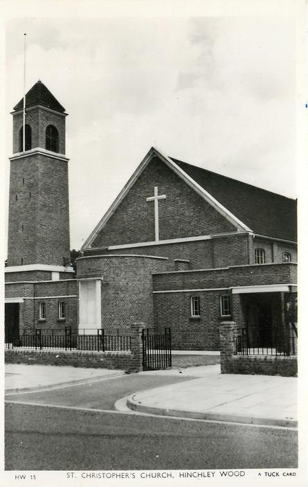 ST. CHRISTOPHER'S CHURCH