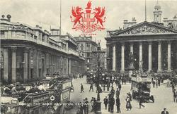 THE BANK AND ROYAL EXCHANGE