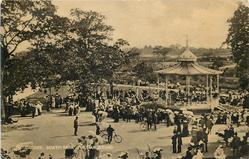 ROATH PARK, THE BAND STAND