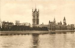 HOUSES OF PARLIAMENT AND WESTMINSTER ABBEY