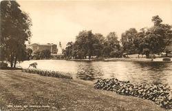 THE LAKE ST. JAMES'S PARK