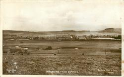 INVERURIE FROM BOYNDS