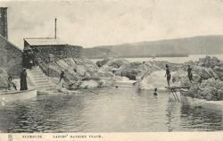 LADIES' BATHING PLACE