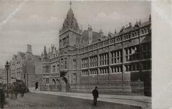GUILDHALL AND HALLS OF JUSTICE
