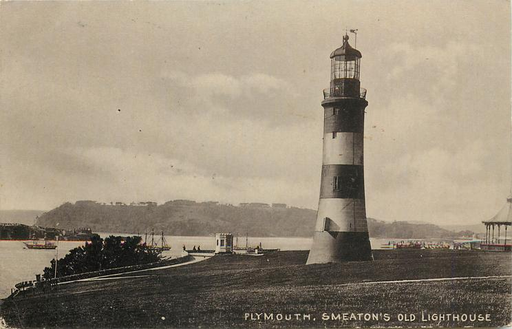 SMEATON'S OLD LIGHTHOUSE