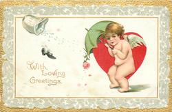 WITH LOVING GREETINGS