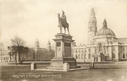 CITY HALL & TREDEGAR STATUE