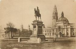 CITY HALL & TREDEGAR STATUE