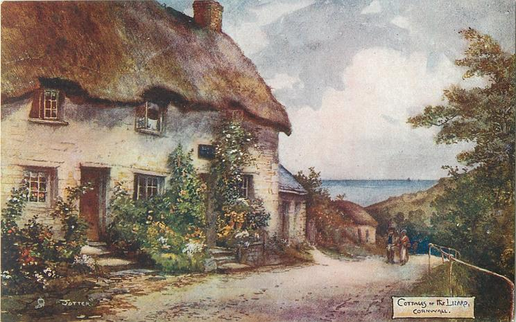 COTTAGES NR THE LIZARD