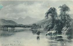 LANGDALE PIKES, FROM LOWOOD